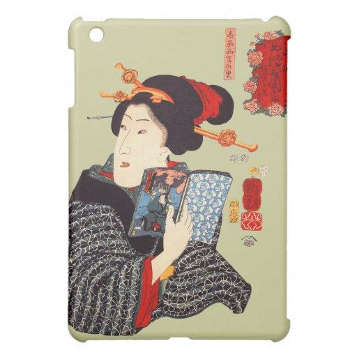 Mujer japonesa 2 de lectura