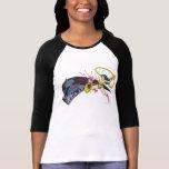 Mujer Maravilla contra el robot Camiseta