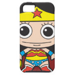 Mujer Maravilla de Chibi iPhone 5 Case-Mate Carcasa