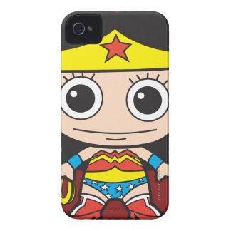 Mujer Maravilla de Chibi Case-Mate iPhone 4 Carcasas