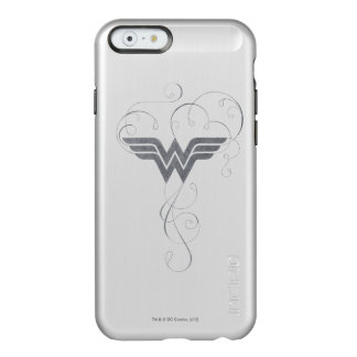 Mujer Maravilla - dicha de la belleza Funda Para iPhone 6 Plus Incipio Feather Shine
