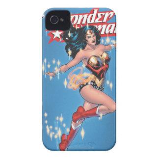 Mujer Maravilla iPhone 4 Funda