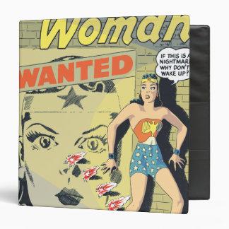 "Mujer Maravilla querida Carpeta 1 1/2"""
