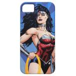 Mujer Maravilla y espada iPhone 5 Carcasa