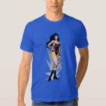 Mujer Maravilla y espada Remeras