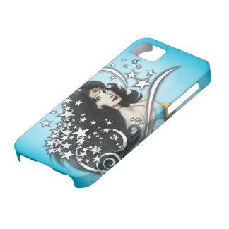 Mujer Maravilla y estrellas iPhone 5 Carcasa