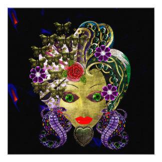 Mujer mística de Witchy Anuncio
