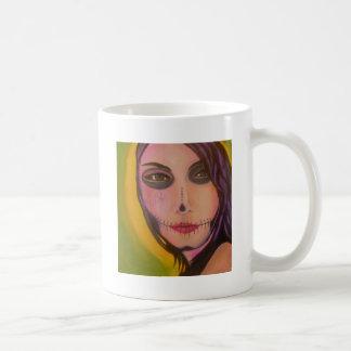 Mujer Muerta Mugs