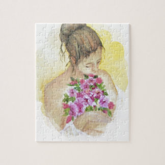 Mujer Puzzles Con Fotos