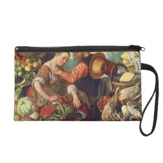 Mujer que vende las verduras, 1567 (aceite en lona