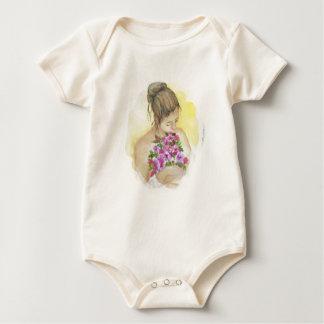 Mujer Traje De Bebé