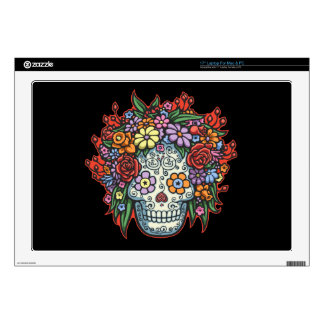 Mujere Muerta Con Gracias II Decal For Laptop