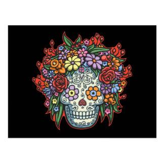 Mujere Muerta Con Gracias II Postcard