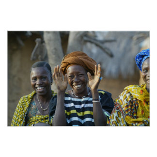 Mujeres africanas posters