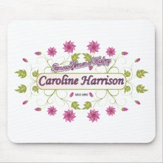 Mujeres americanas famosas del de Caroline del Alfombrilla De Raton