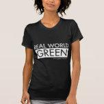 Mujeres clásicas de la camiseta - logotipo de RWG