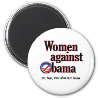 Mujeres contra Obama Imán