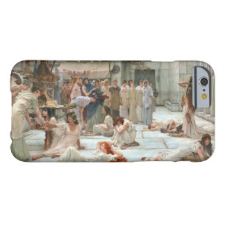 Mujeres de Amfissa 1887 Funda De iPhone 6 Barely There