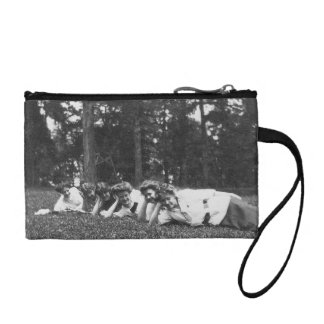 Mujeres de Edwardian del vintage