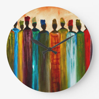 Mujeres de levantamiento reloj