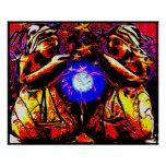 Mujeres de Witchy Poster