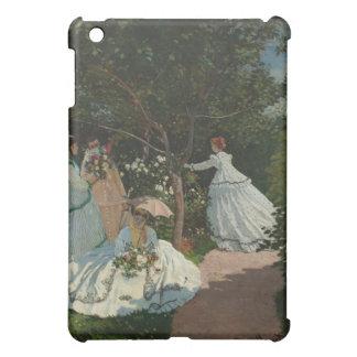 Mujeres en el jardín - Claude Monet