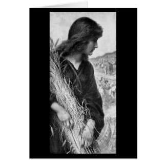 Mujeres en la biblia - Ruth Felicitación