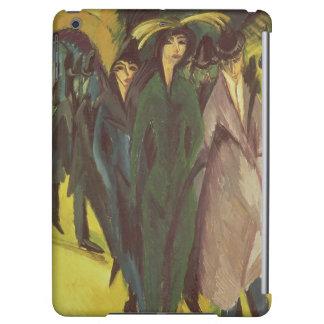Mujeres en la calle, 1915
