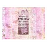 Mujeres inspiradas de la capacitación de la cita d tarjeta postal