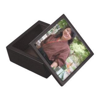 Mujeres japonesas cajas de recuerdo de calidad