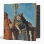 Mujeres judías en el balcón, Argel, 1849