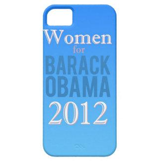 Mujeres para el caso 2012 del iPhone 5 de Barack Funda Para iPhone SE/5/5s