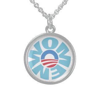 Mujeres para el collar de Obama Sterling