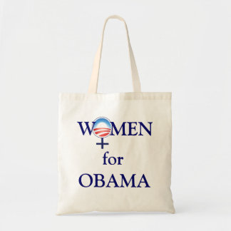 Mujeres para la bolsa de asas de Obama