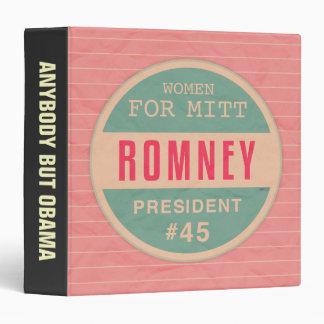Mujeres para Mitt Romney