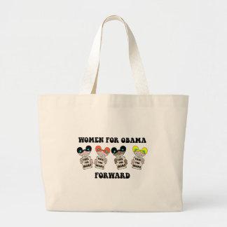 mujeres para obama bolsas de mano