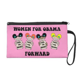 mujeres para Obama