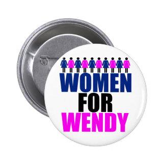 Mujeres para Wendy Pins
