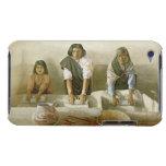 Mujeres que muelen el maíz, pueblo de Laguna, c.19 iPod Touch Cárcasa