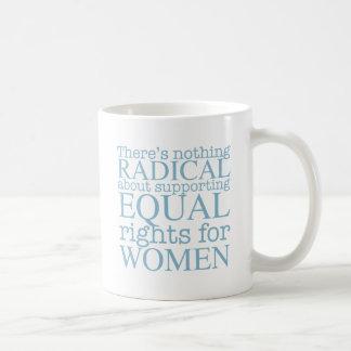 Mujeres radicales tazas