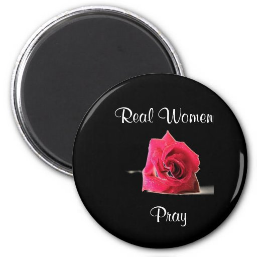 Mujeres reales… imán redondo 5 cm