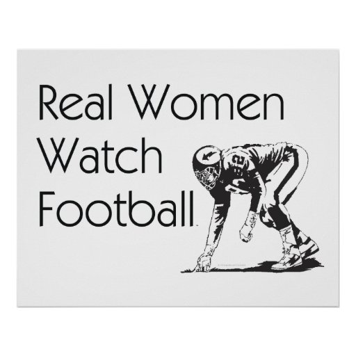 Mujeres SUPERIORES del fútbol Póster