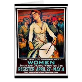 Mujeres Felicitaciones
