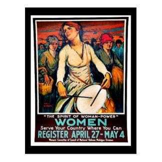 Mujeres Postal