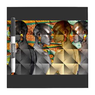 Mujeres tribales de África Pizarras