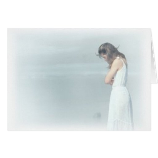mujeres tristes tarjeta