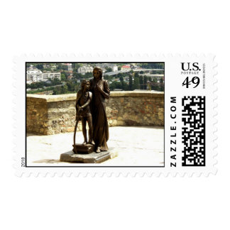 Mukachevo Castle Postage