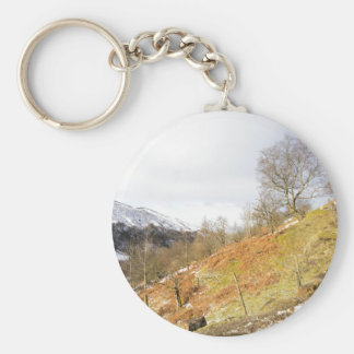 Muker, Swaledale Keychain