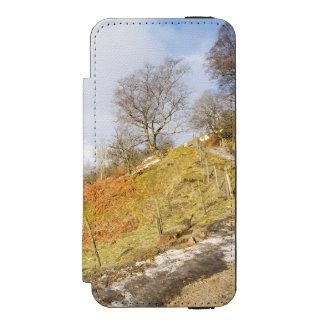 Muker, Swaledale Wallet Case For iPhone SE/5/5s