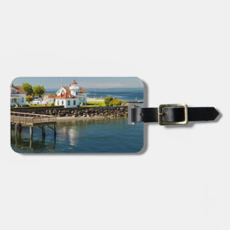 Mukilteo Lighthouse, Mukilteo, Washington, USA Bag Tag